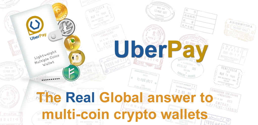 UberPay Multicoin Wallet