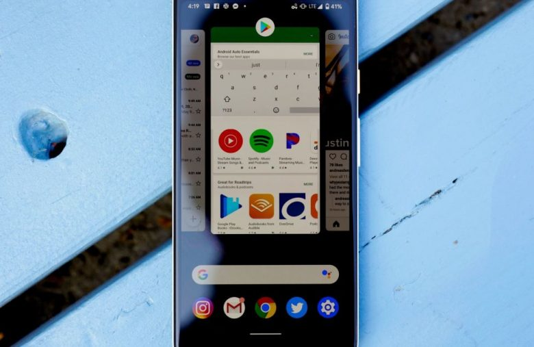 With Android Q, Google is pushing for more elegant, standardized gestures