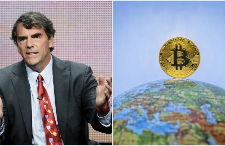 Tim Draper Believes Bitcoin Will Grab 5% of the Earth's Market Share