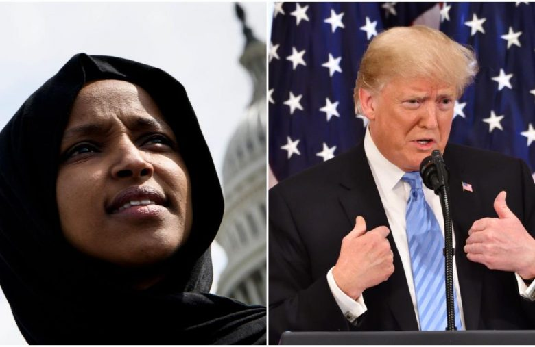 Ilhan Omar Boasts She's Trump's 'Nemesis' in Cringeworthy Rant