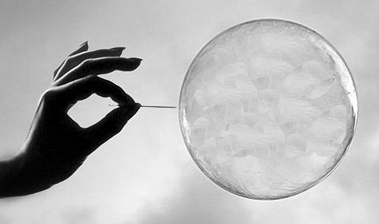 This Stock Market Bubble Makes the Bitcoin Crash Look Like a Joke