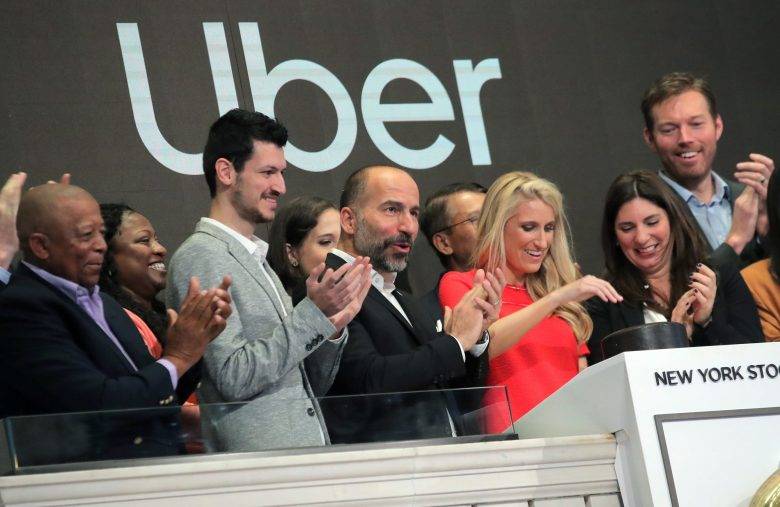 Uber IPO Smacks Saudi Wealth Fund with $200 Million Loss