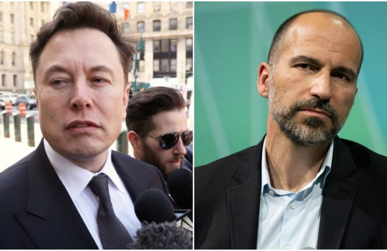 Elon Musk is Wrong! Uber CEO Bites Back at Tesla CEO's Robotaxi Boast