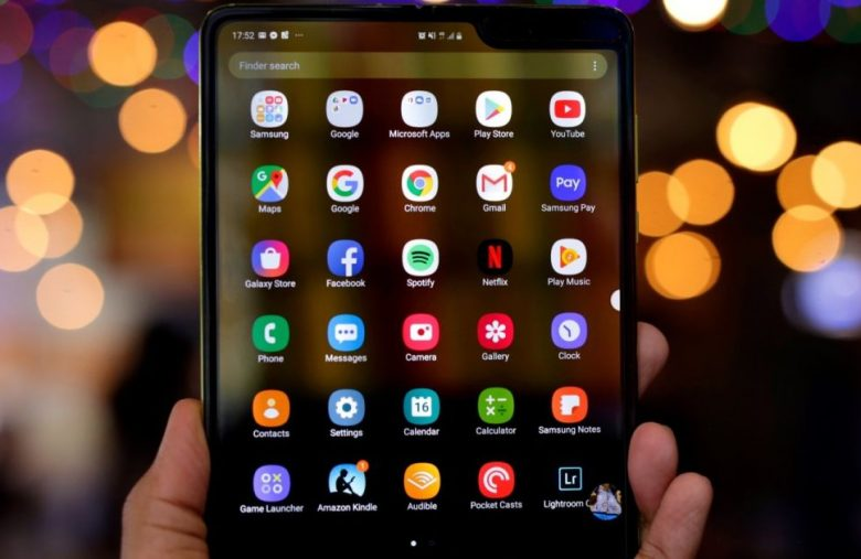 Here's how Samsung may fix the Galaxy Fold's design flaws
