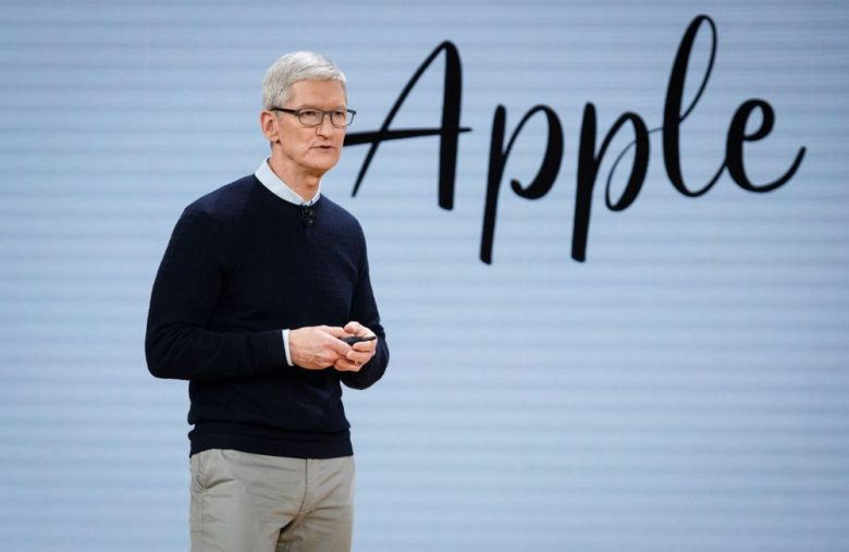 Apple's Tim Cook Finds His Inner Tesla in Speech to Gen Z Graduates