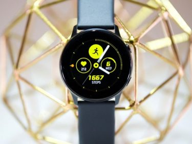 Samsung brings Galaxy Watch Active features to older smartwatches