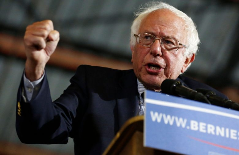 Bernie Sanders Picks a Fight with Trump in an Attempt to Stay Relevant