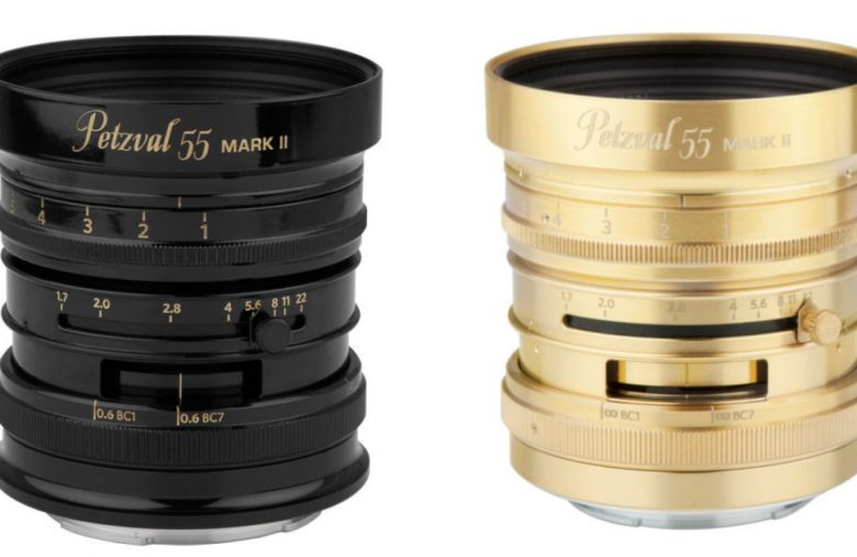 Petzval unveils its first lens for full-frame mirrorless cameras