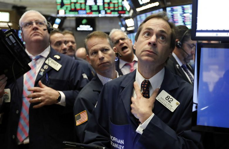 Dow Rebounds But Fails to Snap Streak of Brutal Weekly Losses