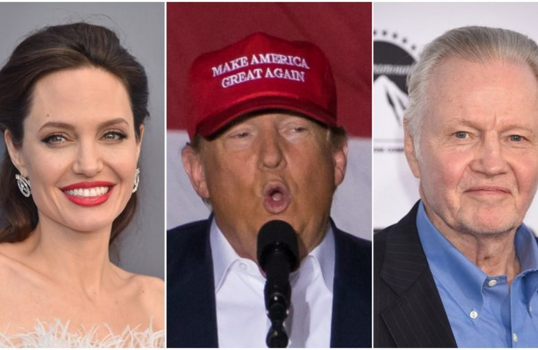 Angelina Jolie's Dad is a MAGA Maniac & Cringy Trump Tweets Prove It