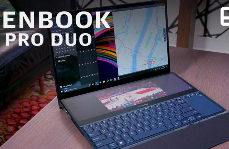 ASUS ZenBook Pro Duo hands-on: A bizarre yet useful dual-screen laptop