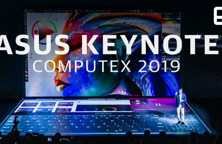 Watch everything from ASUS' Computex 2019 press event in ten minutes!