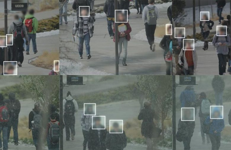 Colorado college students were secretly used to train facial recognition