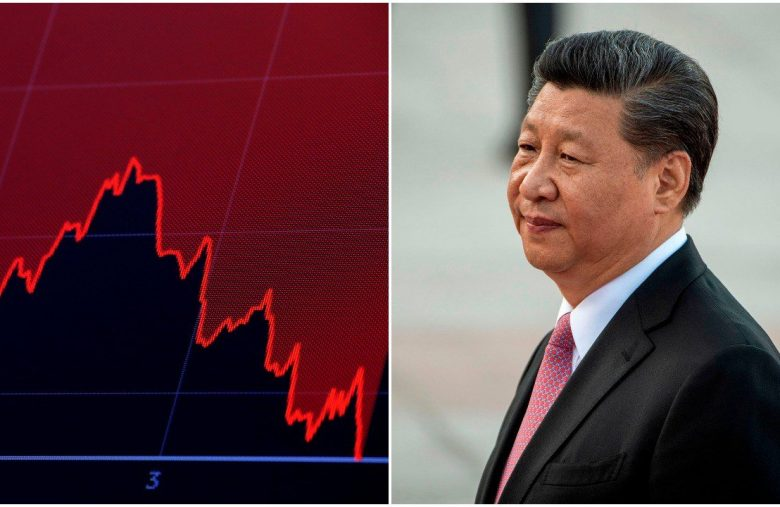 Dow Plunges over China's Fierce 'Don't Say We Didn't Warn You' Trump Threat