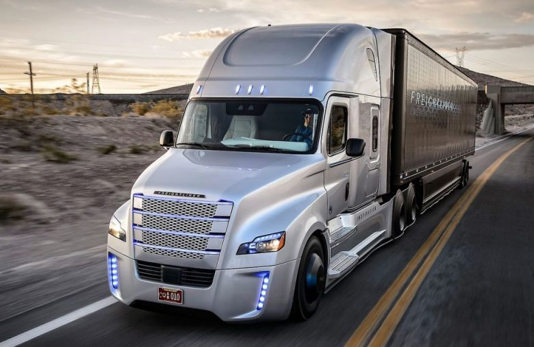Daimler has a plan to get autonomous trucks ready for the road