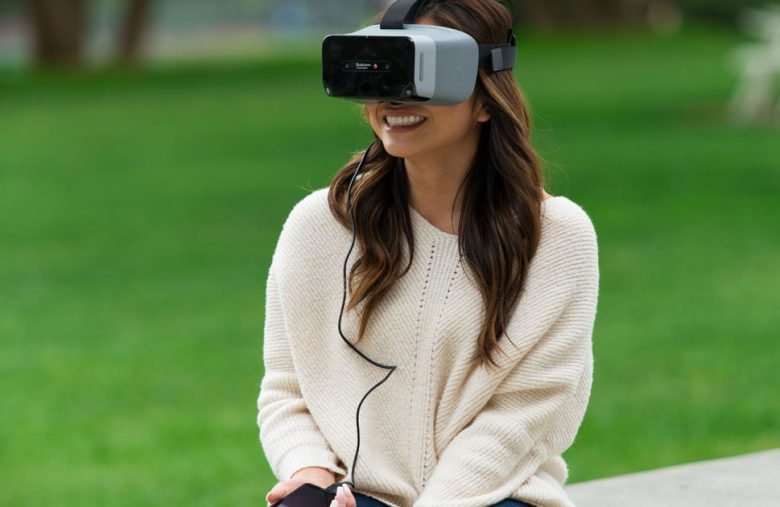 Qualcomm made a headset to remind the world it has an AR chip