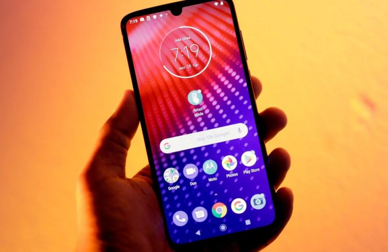 The Moto Z4 is another take on the mid-range modular phone