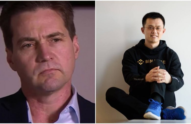 Binance CEO Swats 'Stupid' Bitcoin SV Wright's Shocking Prostitution Claim