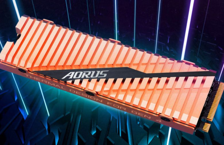 Gigabyte's next-gen SSD shows the incredible potential of PCIe 4.0