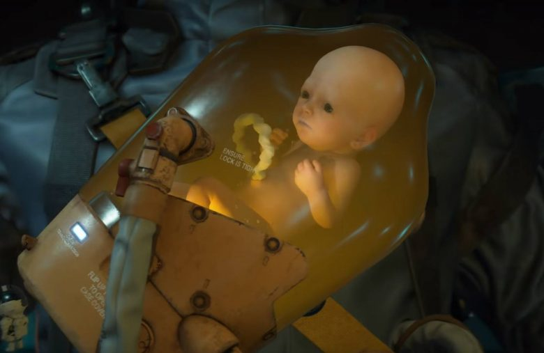 Death Stranding Promises to be a Batsh*t Crazy Adventure Game