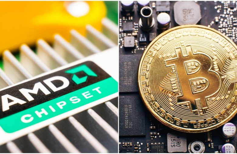 Bitcoin Price Boom Boosts AMD Rally While Semiconductor Stocks Crash