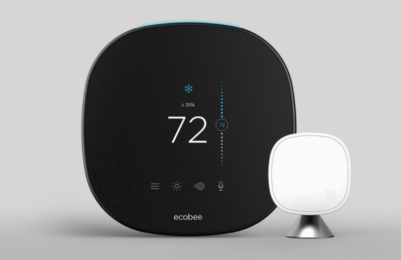Ecobee unveils its latest Alexa-powered smart thermostat
