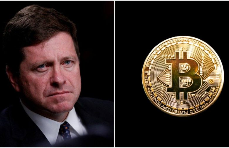 SEC Chair: Bitcoin Is Not Like Stocks, 'We Won't Flip a Switch on Crypto'