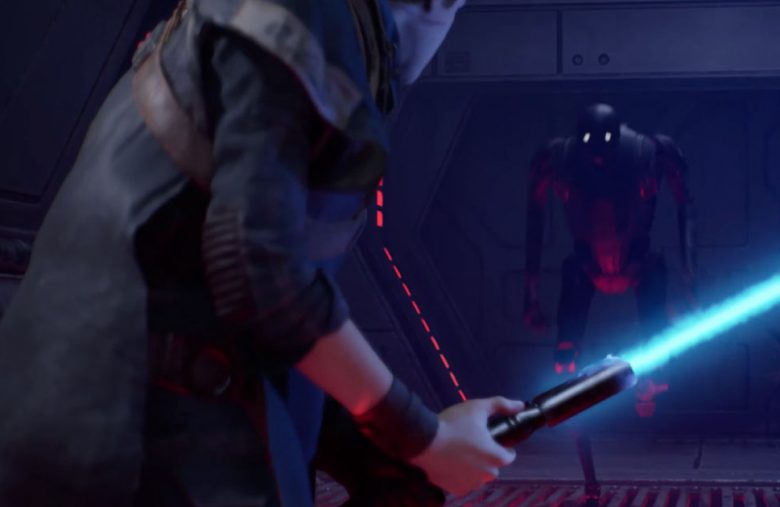 Watch 14 minutes of 'Star Wars Jedi: Fallen Order' gameplay