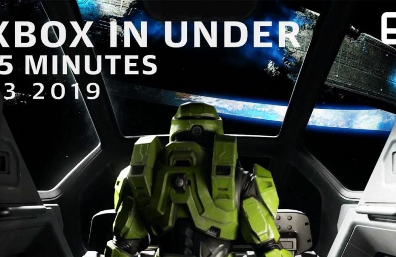 Watch the Xbox E3 2019 press conference in under 15 minutes