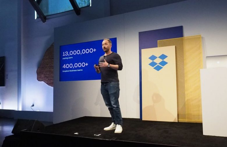 Dropbox's big redesign makes it a lot more useful at work