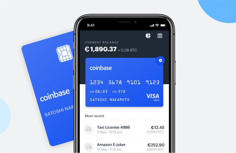 Coinbase Debit Card Launches in 6 EU Nations, Boasts 'Extremely Strong Takeup'