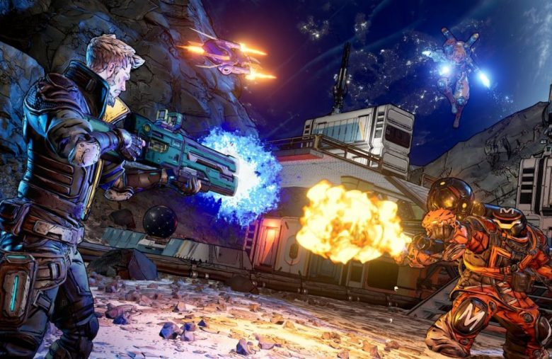 'Borderlands 3' is a frenetic love letter to mayhem