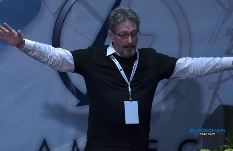 John McAfee Unveils Magic Crypto Trading Portal, Site Suffers DoS Attack