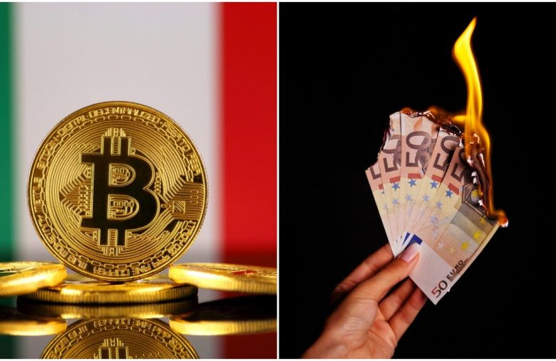 Italy's Terrifying Currency Scheme is Insanely Bullish for Bitcoin