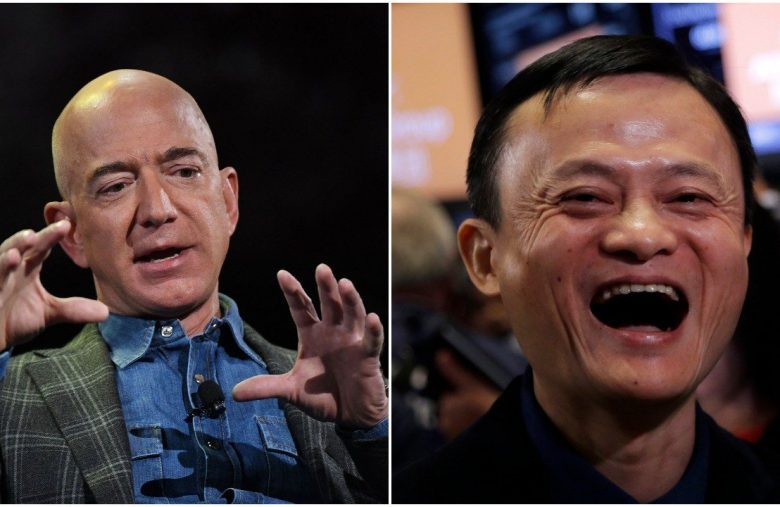 Amazon & Alibaba Trade Blows in War for China's E-commerce Throne