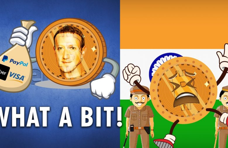 What a bit! Mark Zuckerberg's Evil Plan & India's Anti-Crypto Bill