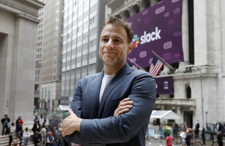 Slack CEO Vows to Kill 'Company Email' by 2026 Ahead of $16 Billion Float