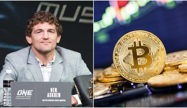 Crypto Bull Ben Askren Readies Bitcoin $10,000 as Price Pumps