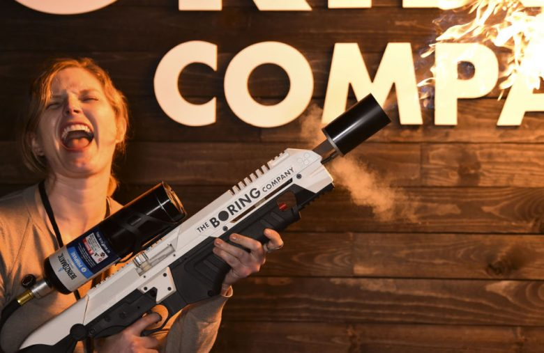 New York Senate passes ban on Elon Musk's Not-A-Flamethrower