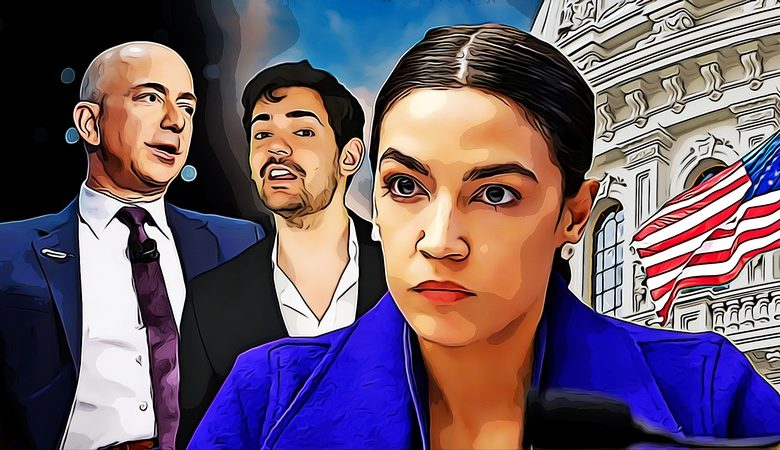 What a bit! Alexandria Ocasio-Cortez and her Earth-Shattering Remarks