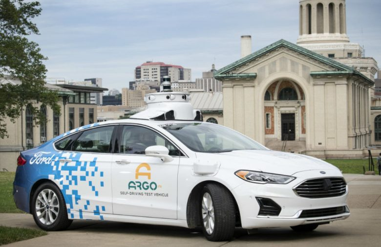Carnegie Mellon will help Ford advance its self-driving vehicle tech