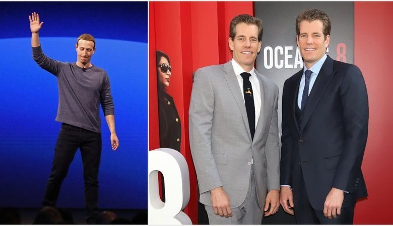 'Bitcoin Billionaires' Author: Zuck Is Trolling Winklevoss Twins with Libra