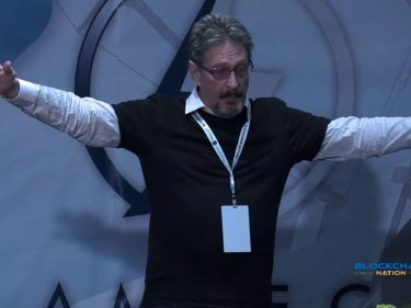 John McAfee Says Privacy Coins Are the Future
