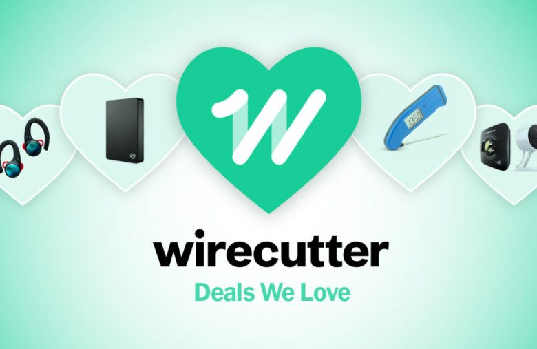 Wirecutter's best deals: Seagate's 5TB Backup Plus Portable drops to $100