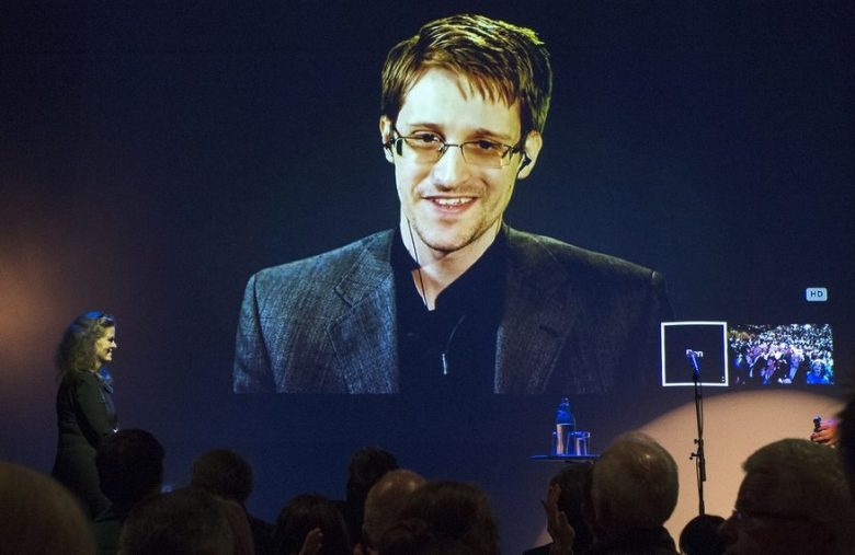 You've Got to See What Edward Snowden Just Said About Bitcoin
