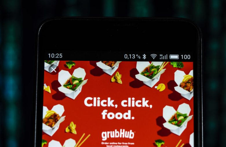 GrubHub is buying web domains for the restaurants it lists