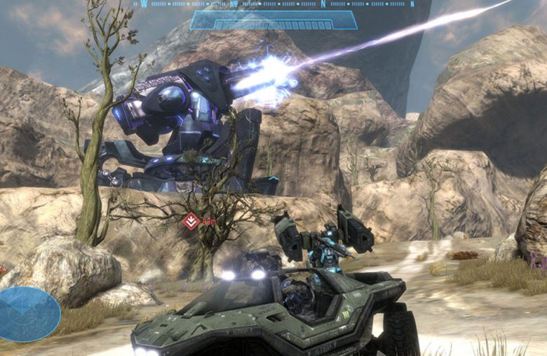 Microsoft starts public tests for 'Halo: Reach' on PC