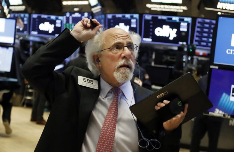 Dow Suffers Whiplash After IHS Markit Dumps Dismal Economic Data
