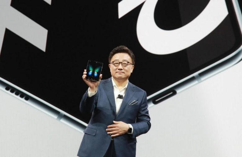Samsung chief says he pushed Galaxy Fold 'before it was ready'