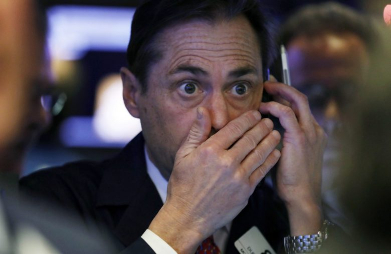 Stock Crashes 38% in Minutes After Stunned Trader's $415 Million Blunder